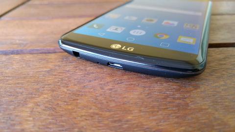 Conexiones del LG K10