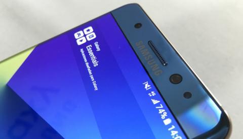 Pantalla Galaxy Note 7