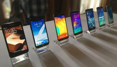 Galaxy Note 7 Historia