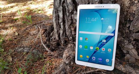 Prueba Galaxy Tab A 2016
