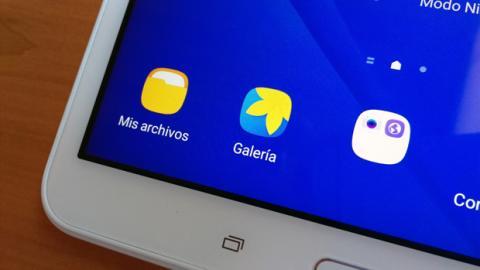 Pantalla Galaxy Tab A