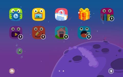 Galaxy Tab A Modo Niños
