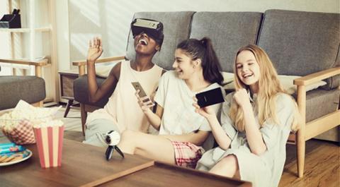 nuevas gafas Samsung Gear VR