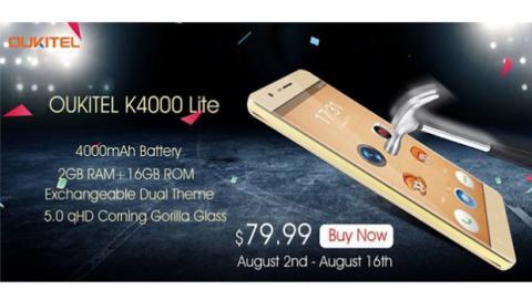 Un precio realmente ajustado para un smartphone con una excelente batería