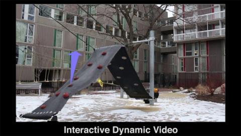 El MIT ha creado vídeos con los que puedes interactuar