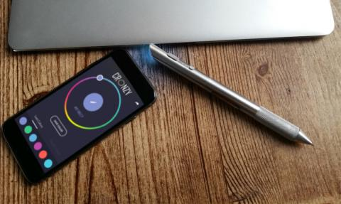 Aplicación móvil bolígrafo Cronzy