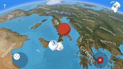 Experimento de Google Maps convierte el Himalaya en un parque 3D