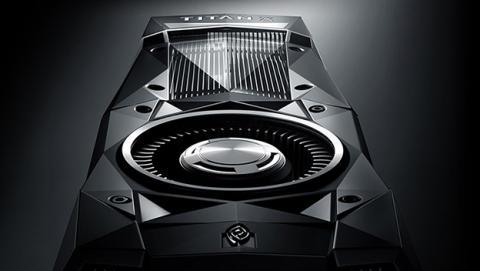 Nueva Nvidia GTX Titan X con arquitectura pascal