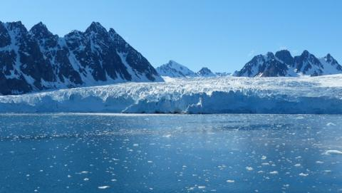 La NASA crea el primer mapa del deshielo en Groenlandia