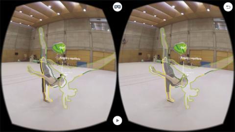 Experimenta los entrenamientos para Río 2016 en VR