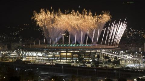 ver ceremonia inaugural juegos 2016, ceremonia inaugural, ceremonia rio 2016, inauguracion rio 2016,