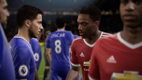 FIFA 17 Frostbite