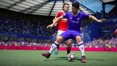 Physical Play Overhaul FIFA 17