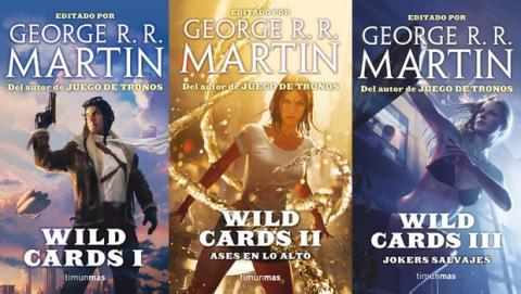 El autor de Juego de Tronos anuncia otra serie de televisión