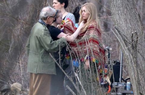 Crisis in Six Scenes, la serie de Amazon con Woody Allen y Miley Cyrus