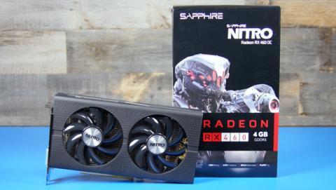 La Radeon RX 460 ya está a la venta