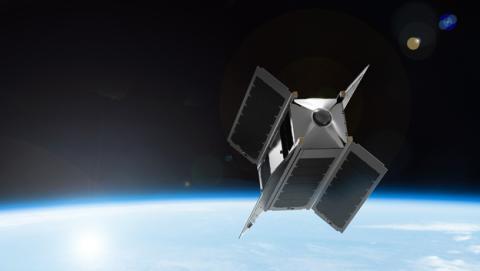 El primer satélite con cámara de realidad virtual para 2017