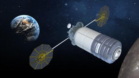La NASA quiere construir seis prototipos de casas espaciales