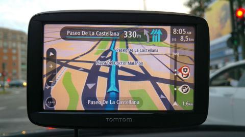 Imagen mapa Tomtom Start 52