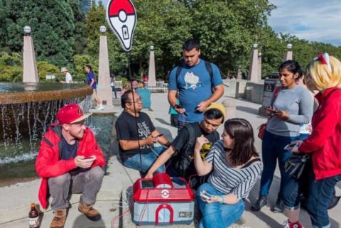 Estación Pokémon