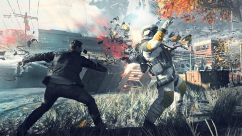 Quantum Break también llegará a Steam y en formato físico
