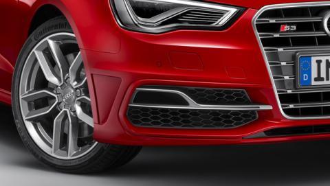 Audi diseña un sistema de suspensión que genera electricidad