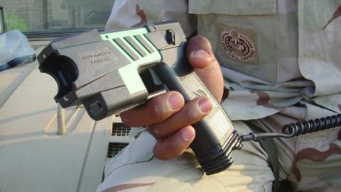 Crean una pistola eléctrica que monitoriza el ritmo cardíaco