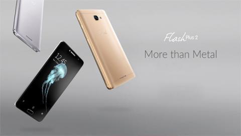 Alcatel Flash Plus 2, phablet de lujo a precio asequible