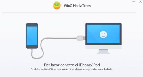 Lamejorherramientaparaadministrar tuiPhone yiPad, WinX MediaTrans review
