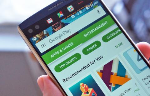 Integración Google+ en Google Play
