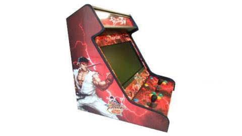 En eBay también puedes encontrar máquinas recreativas ya montadas y listas para jugar