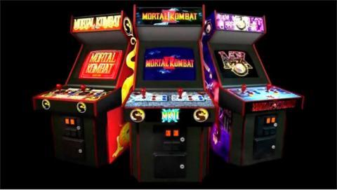 Construye tu propia máquina de arcade con piezas de eBay