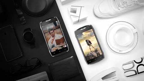 DOOGEE T5: un smartphone, dos estilos diferentes