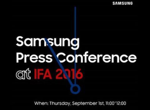 evento samsung ifa 2016