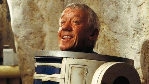 Ha muerto Kenny Baker, el alma de R2-D2