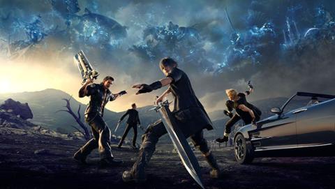 Final Fantasy XV retrasa dos meses su lanzamiento