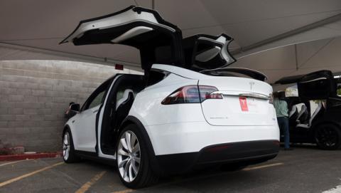 Los Tesla Model S y X podrían contar con baterías de 100 kWh
