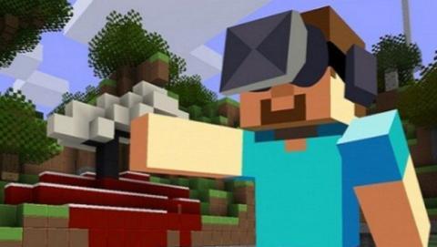 Minecraft ya está disponible en Windows 10 para Oculus Rift
