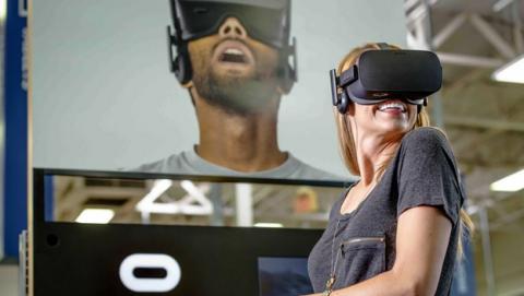 Oculus Rift a la venta en España el 20 de septiembre