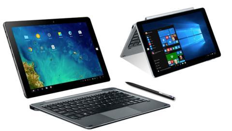 Chuwi Hi10 Pro con Windows 10 y Remix OS por 199 dólares
