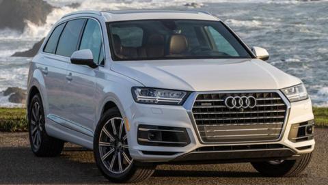 Audi implementa nuevos sistemas informáticos en el Q7 y el A4
