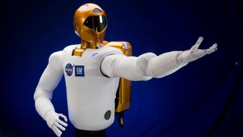 Robonaut 5 | Imagen: NASA
