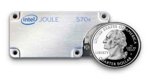 Intel Joule, el microordenador que se merienda a Raspberry Pi