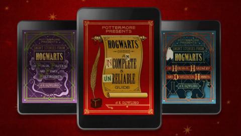 J.K. Rowling anuncia tres nuevos libros del universo Harry Potter