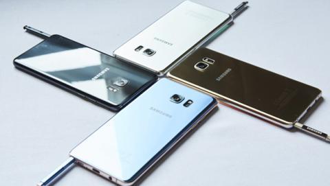 Precio y disponibilidad del Samsung Galaxy Note 7 con Vodafone
