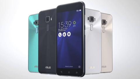 Asus presenta el nuevo Asus Zenfone 3