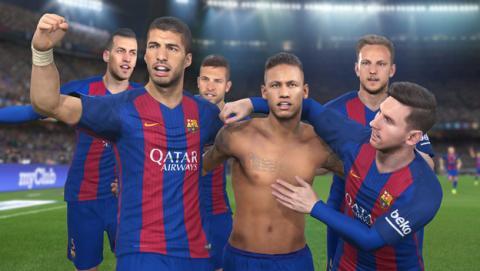 Konami anuncia una nueva alianza con el FC Barcelona