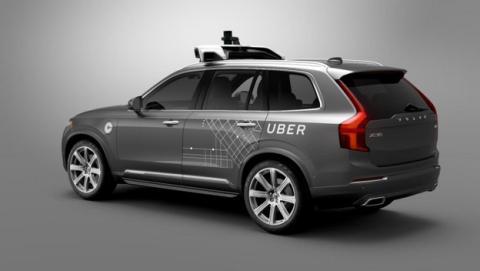 Uber ofrecerá gratis coches autónomos sin conductor este mes