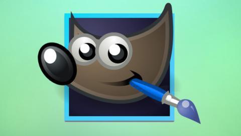 Tema de Photoshop para GIMP