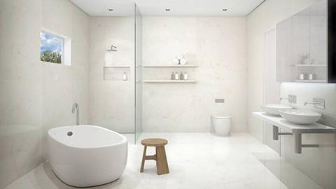 cuarto de baño inteligente de google